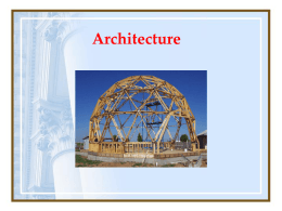 PowerPoint Presentation - Architecture - Log-in
