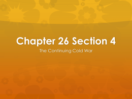Chapter 26 Section 4