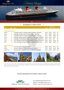 Disney Magic Europe