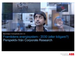 kraftelektronikk for energilager
