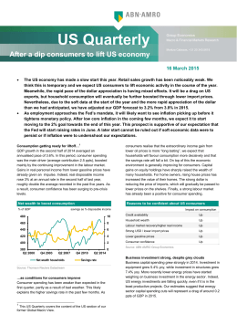 US Quarterly - ABN AMRO Markets