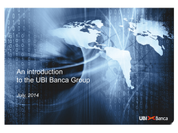 UBI Banca Group