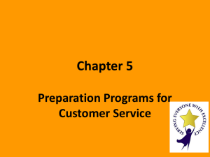 Chapter 5 - Donna Independent School District