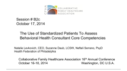 B2c - Collaborative Family Healthcare Association