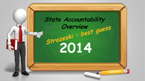 2014 Accountability Overview