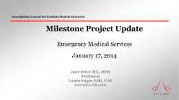 CEMSFD ACGME Pres Jan 2014 - Edgar and Brice