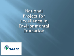 Excellence in EE: Guidelines for Learning