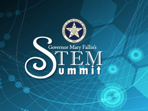 Endowed Chairs - Gov. Mary Fallin`s STEM Summit