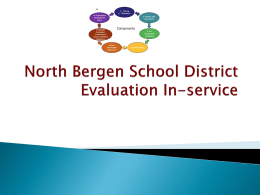 Teachers - North Bergen School District