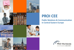 About PROI CEE