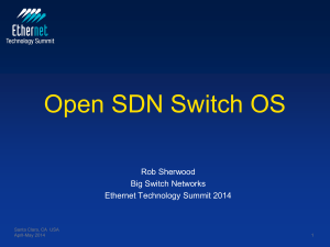slides - Network Operations Center