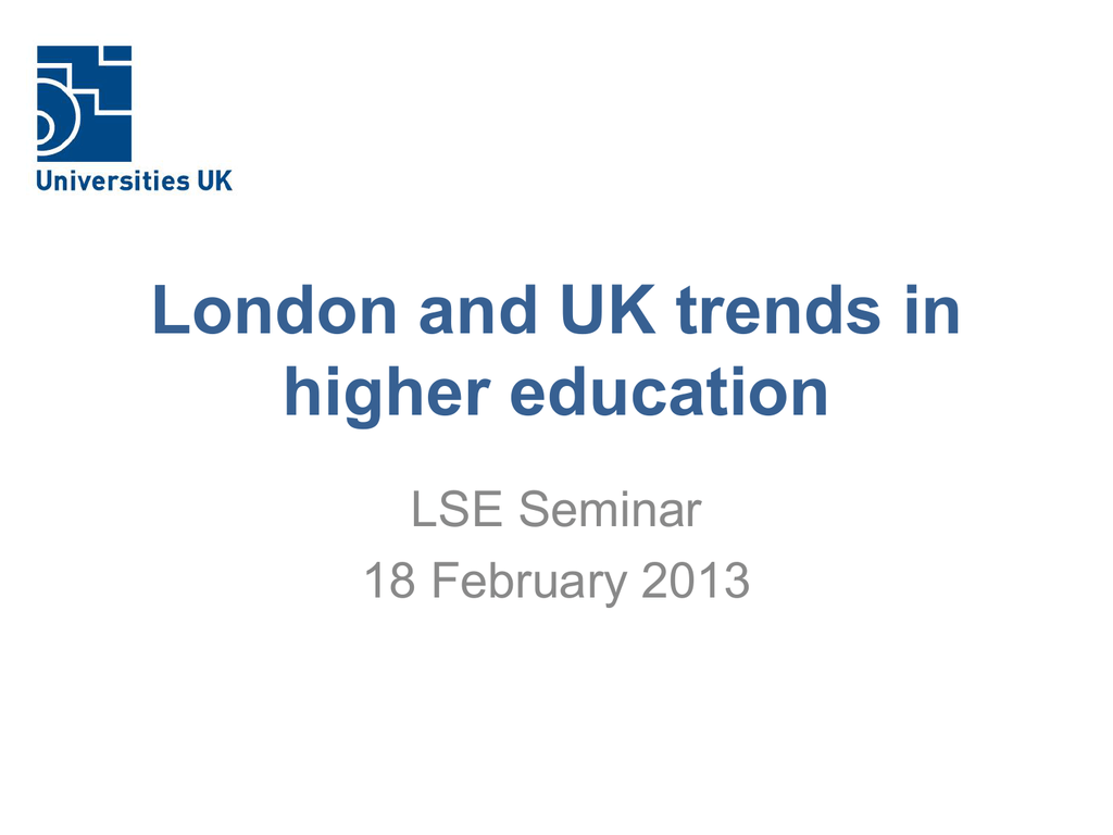 Jo*s lovely presentation - London School of Economics and