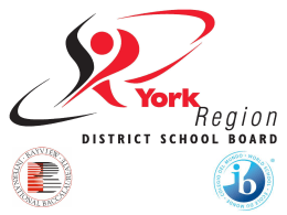 IB Information Night 2014 - York Region District School Board