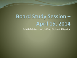 here - Fairfield-Suisun Unified School District