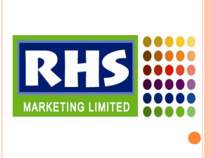 RHS MARKETING LIMITED