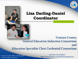 Lisa Darling-Daniel - Alternative Accountability Policy Forum