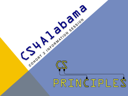 Cs4Alabama - A+ College Ready