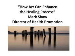 How Art Can Enhance Healing_Updated 10 14 14_final