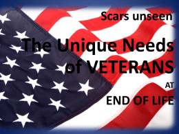 Scars unseen - Pennsylvania Homecare Association