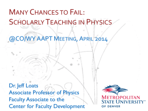 Many-Chances-to-Fail-Scholarly-Teaching-in-Physics-CO-WY