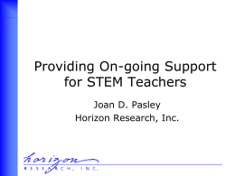 PPT - Successful STEM Education