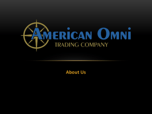to view our PowerPoint presentation and learn more about us!