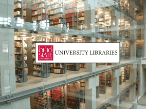 The JSTOR Project Print Retention and Withdrawal