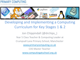 FileNewTemplate - Primary Computing