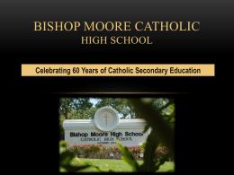 Bishop moore catholic high school