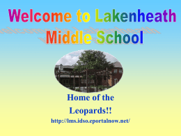 File - Lakenheath Middle School