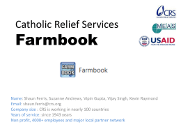 Farmbook: A Toolkit for Agriculture Extension Workers