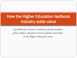 Available 15092009 highereducationtextbookindustry fandeluxe Choice Image