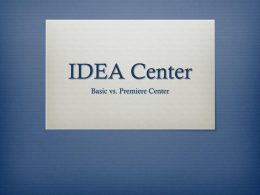 IDEA Center - UCSD Jacobs School of Engineering