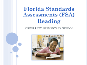 FSA - Forest City Elementary