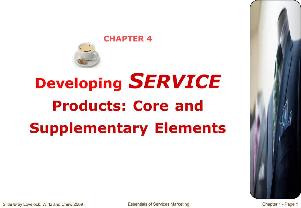 core and supplementary services examples