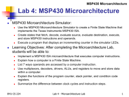 Lab 04 - Microarchitecture - BYU Computer Science Students