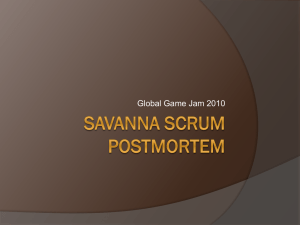 SavannaScrumGGJ2010-postmortem