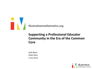 Illustrativemathematics.org