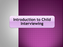 2.2 Interviewing and Gathering PPT
