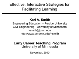 Cooperative Learning - personal.ce.umn.edu