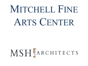Building Design & Layouts - Mitchell School District
