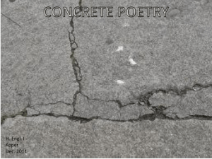 Concrete poetry - Hart County Schools