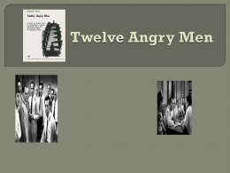 12 angry men guilty or not guilty essay