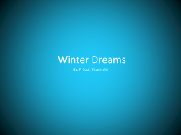 Winter+Dreams+Characterization