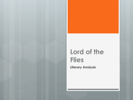 Lord of the Flies 1 - Missy-P