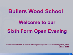 Open-Evening-Y-Bellis-presentation