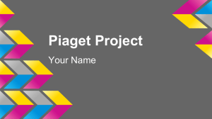 PPT Piaget Toy Project
