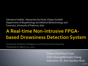 A Real-time Non-intrusive FPGA-based - Ann Gordon-Ross