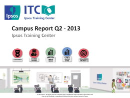 Q2 Report - ipsos-trainingcenter.com