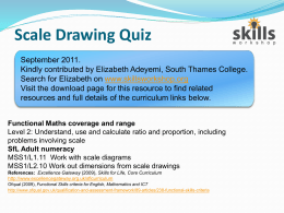l2 scale drawing quiz